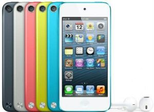Apple iPod Touch 32 Gb 5th Gen at Rs 18890 from Rediff Shopping