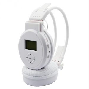 Buy Folding Headphone MP3 Player With LCD Display online