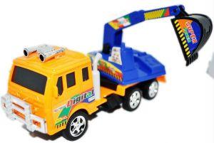 Buy Construction Toy Jcb Dumper Truck Online Best Prices In India