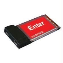 Buy Enter PCMCIA To 2 Port Firewire Card W Online