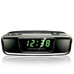 Philips AJ 3112 Am-fm Alarm Clock Radio from Rediff