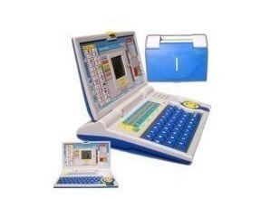 Buy Kids English Learner Laptop With Mouse Learning Children Educational Toy online
