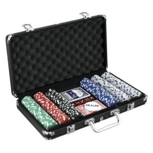 Buy 300 Chips Poker Game Casino Set online