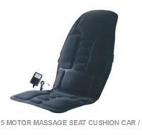 Buy 5 Motor Massage Seat Cushion Car / Home Massager For Us online