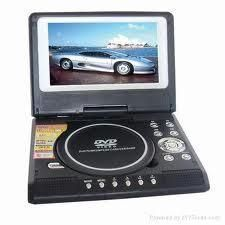 Buy Portable DVD Player With TV Screen 7.8 Inch online