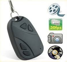 Buy Spy Car Key Chain Camera With 16 GB Memory Card Better Than Pen Camera online