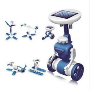 Buy 6 In 1 Solar Power Energy Robot Kit Educational Toy online
