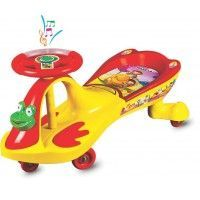 Buy Baby Musical Swing Car - Fun Ride online