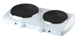 Buy Double Hot Plate 1 Big Plate And 1 Medium Plate online