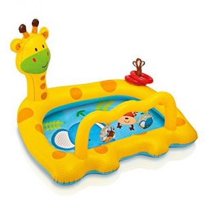 Buy Intex Smiley Giraffe Inflatable Baby Pool, 44