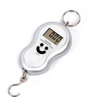 Buy Portable Electronic Travel Luggage Scale 40kg online