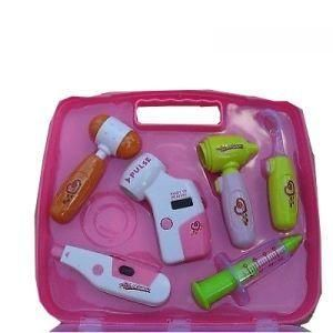 Buy Doctor Set Light And Sound On Battery Dr Kid Medical Kit Educational Toy online