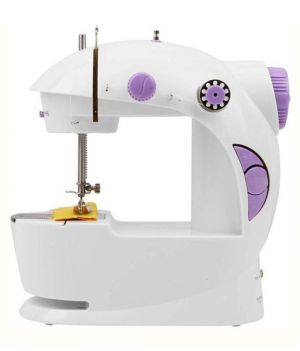 Buy Sewing Machine Portable 4 In 1 With Adapter & Pedal online