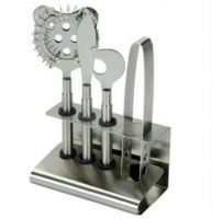 Buy Bar Tool Set -peg Maker/jigger Acessories Steel online