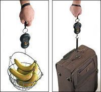 Buy Portable Digital Hanging Scale/luggage Weighing Balance 40kg/10g online