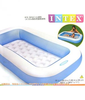 Buy Imported By Nyrwana Square/rectangle Water Inflatable Intex Tub Pool online