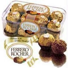 Buy Special Gift - Ferrero Rocher Hazelnut Chocolates online