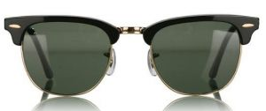 Buy New Trendy Clubmaster Style Designer Sunglasses For Men/women online