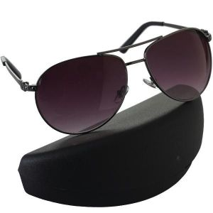 Buy Premium Black Aviator Sunglasses online