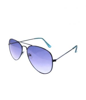 Buy Lister Blue Casual Aviator Sunglasses online