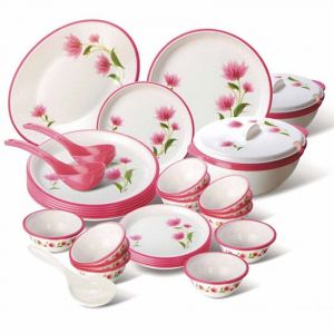 Buy Premium Quality Melamine Dinner Set 38 PCs online