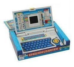 Buy Kids English Learner Laptop 20 Activities Best Toy online