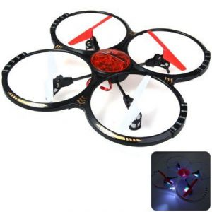 Buy Senxiang Sx S43 2.4g 4ch 6 Axis Gyro Rc Quadcopter For Flying Play Black online