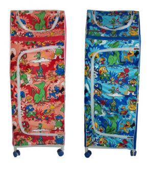Buy Infants Premium Folding Hut Almirah For Kids / Baby Gift Item online