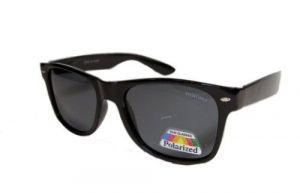 Buy Qlook Polarized Wayfarer Style Mens Sunglasses Black Frame online