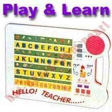 Buy Play & Learn With Hello Teacher online