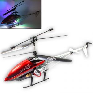 Buy 18 Inch Rechargeable Remote Radio Control Helicopter Toy For Kids - 152 online