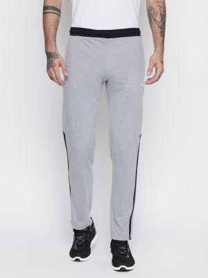 Buy Fitz Grey Trackpant For Mens online