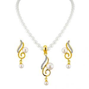 Buy Jpearls Sanguine Pearl Set online