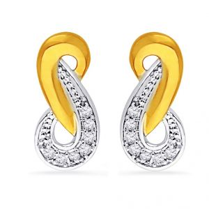 Buy Jpearls Philanthropic Daimond Earrings online