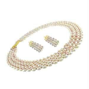Buy Jpearls Timless Pearl Set online
