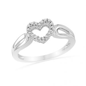 Buy Jpearls Merry Diamond Finger Ring online