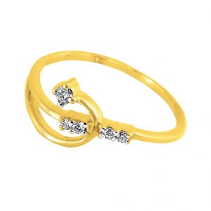Buy Jpearls Daisy Finger Ring online