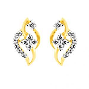 Buy Jpearls Tamara Diamond Earring online