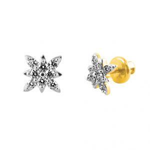 Buy Jpearls Cupid Diamond Earring online
