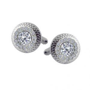 Buy Sri Jagdamba Pearls Stylish Cufflinks Set - Jpjan-17-039 online