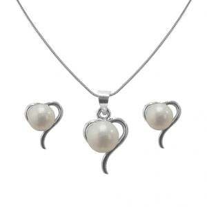 Buy Sri Jagdamba Pearls Special The Pearl Of Love-jpjan-17-054 online