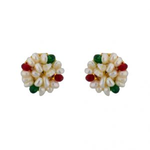 Buy Jpearls Healing Pearl Earrings online