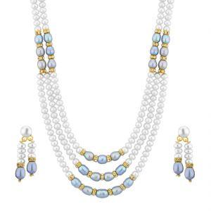 Buy Jpearls Sitara Pearl Necklace online