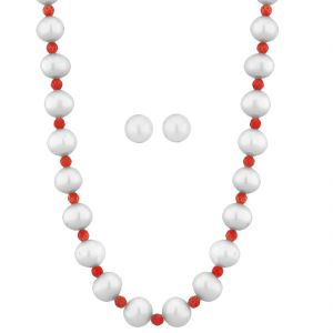 Buy Jpearls Maria Pearl Necklace online