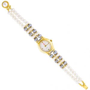 Buy Jpearls Stunny Pearl Watch online