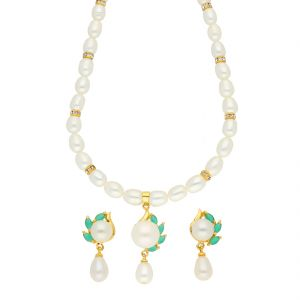 Buy Allure Pearl Necklace online