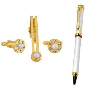 Buy Sri Jagdamba Pearls Mark Of Love Combo online