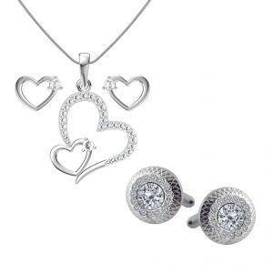 Buy Sri Jagdamba Pearls Appealing Couple Hamper - Jpv-17-21 online