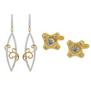 Buy Sri Jagdamba Pearls Classic Couple Hamper - Jpv-17-35 online