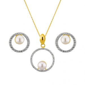 Buy Jpearls Magnificent Cz-pendent online